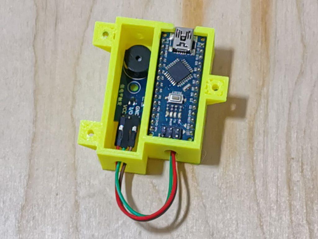 Arduino Annoying Screen Time Monitor