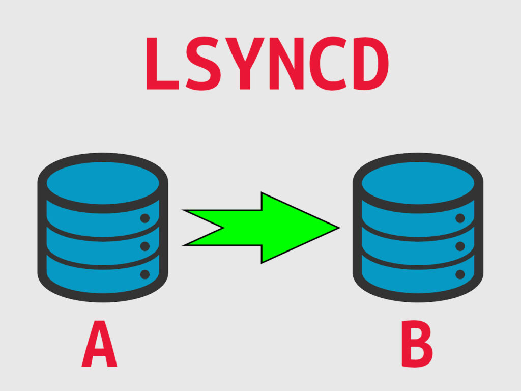 OCFS2 and LSYNCD