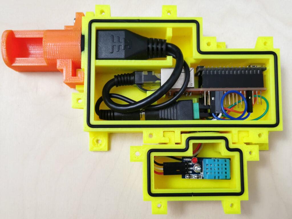 Arduino365 part 5: Modular Enclosure