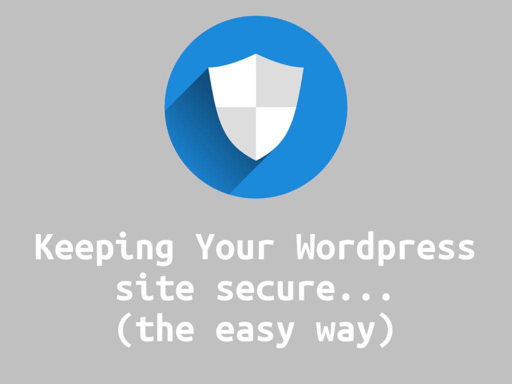 WordPress Basic Security Tips